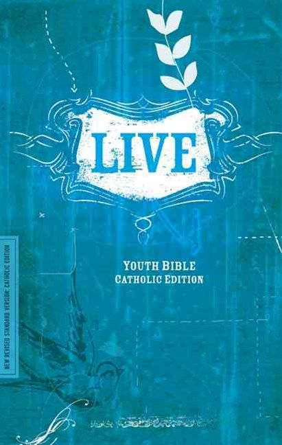 Live Non Revised Standard Version: Youth Bible, Catholic Edition
