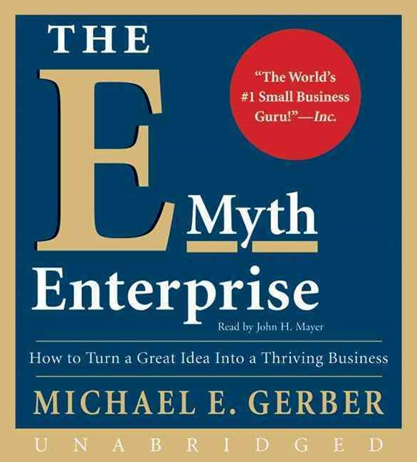 E-Myth Enterprise Unabridged 3/180