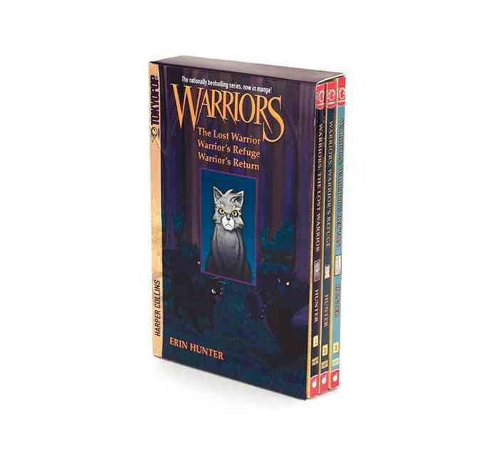 Warriors: Graystripe's Adventure Box Set: Volumes 1 to 3
