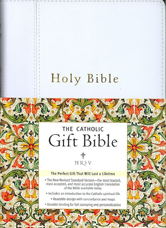 The Catholic Gift Bible: New Revised Standard Version