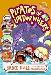 (ebook) Pirates of Underwhere - Children's Fiction