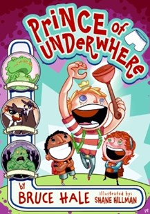 (ebook) Prince of Underwhere - Children's Fiction
