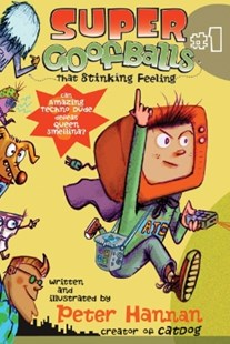 (ebook) Super Goofballs, Book 1: That Stinking Feeling - Children's Fiction