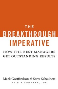 (ebook) The Breakthrough Imperative - Business & Finance Management & Leadership