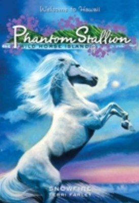 (ebook) Phantom Stallion: Wild Horse Island #9: Snowfire