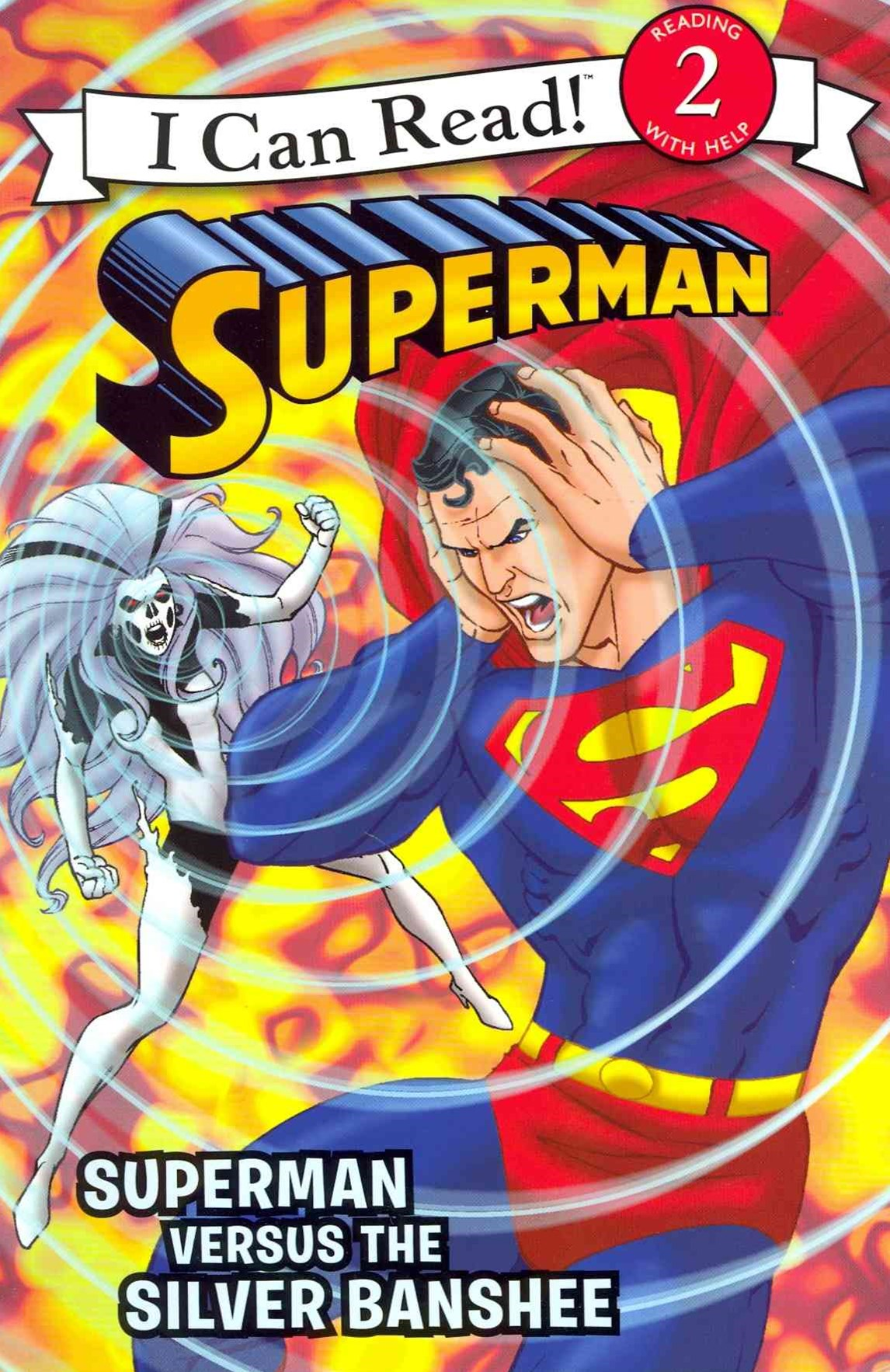 Superman vs. the Silver Banshee