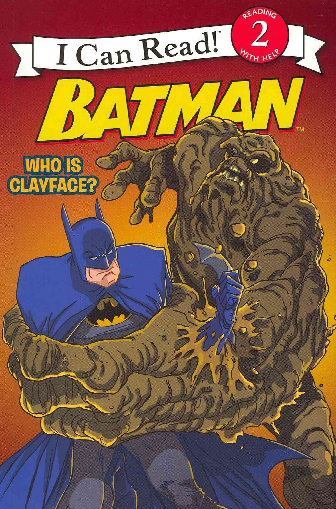 Batman - Who Is Clayface?