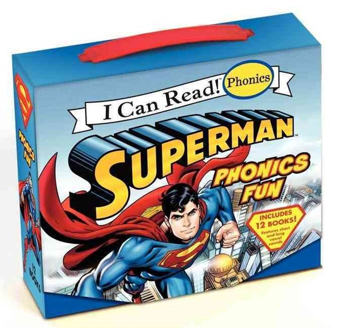 Superman Phonics Fun