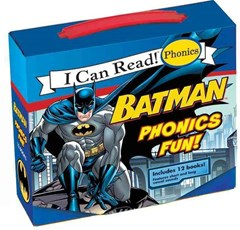Batman Phonics Fun!