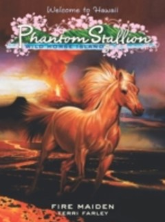 (ebook) PPhantom Stallion: Wild Horse Island #5: Fire Maiden