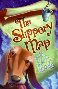 (ebook) The Slippery Map - Children's Fiction