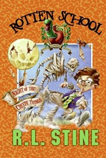 (ebook) Rotten School #14: Night of the Creepy Things - Children's Fiction