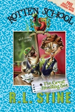 (ebook) Rotten School #2: The Great Smelling Bee