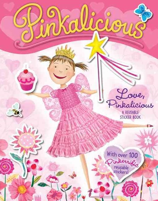 Pinkalicious: Love, Pinkalicious Sticker Book