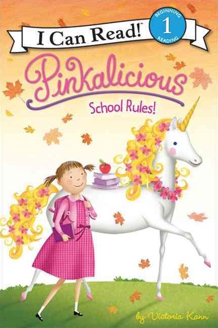 School Rules: Pinkalicious