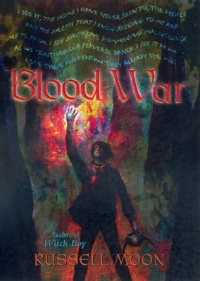 (ebook) Witch Boy: Blood War