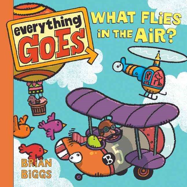Everything Goes - What Flies in the Air?