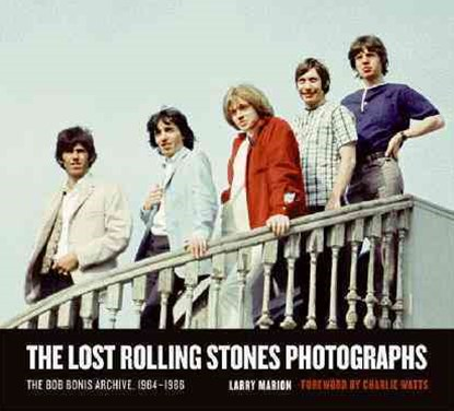 Lost Rolling Stones Photographs