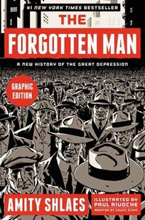 The Forgotten Man by Amity Shlaes, Paul Riuoche, Chuck Dixon (9780061967641) - PaperBack - Graphic Novels Comics