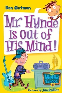 (ebook) My Weird School #6: Mr. Hynde Is Out of His Mind!