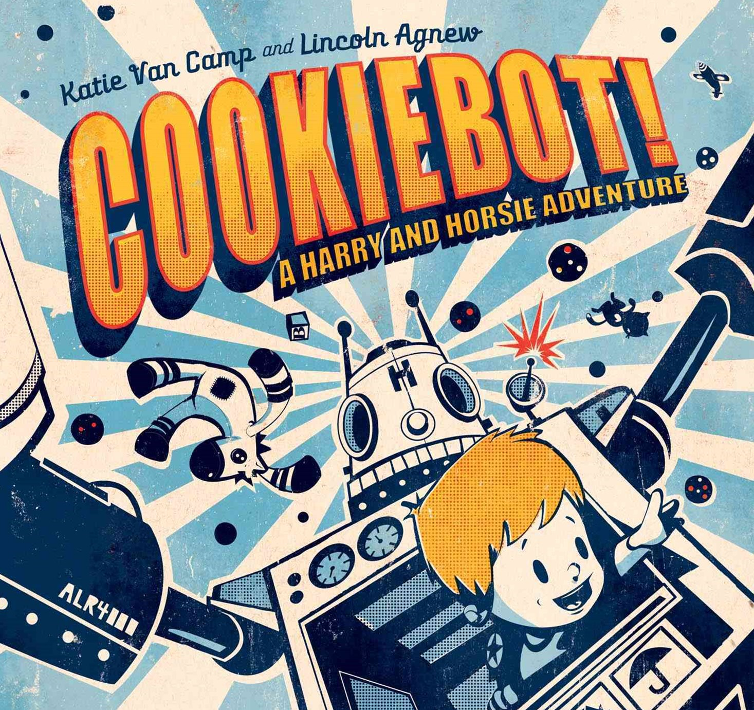 CookieBot! A Harry and Horsie Adventure