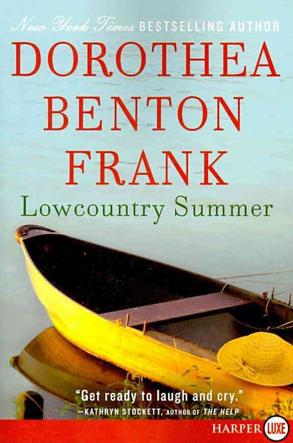 Lowcountry Summer: A Plantation Novel Large Print
