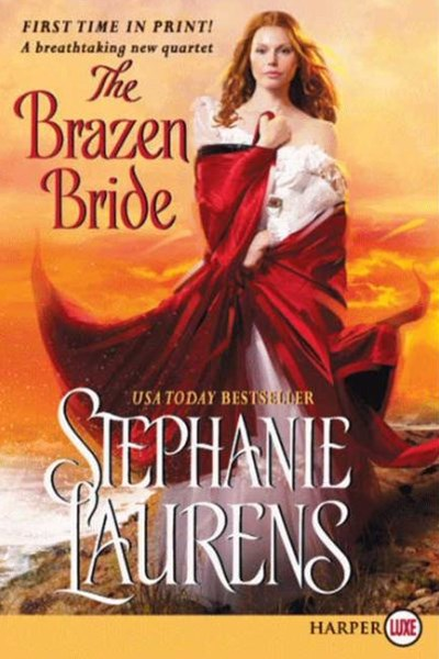 The Brazen Bride Large Print