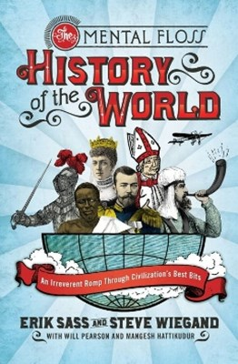 (ebook) The Mental Floss History of the World