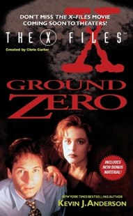 (ebook) The X-Files: Ground Zero - Crime Mystery & Thriller