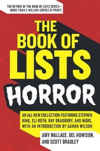 (ebook) The Book of Lists: Horror - Reference