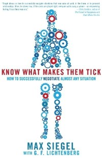 (ebook) Know What Makes Them Tick - Self-Help & Motivation