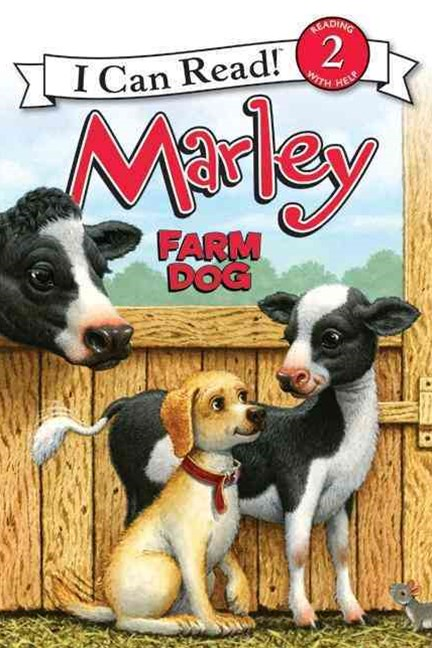 Farm Dog Marley