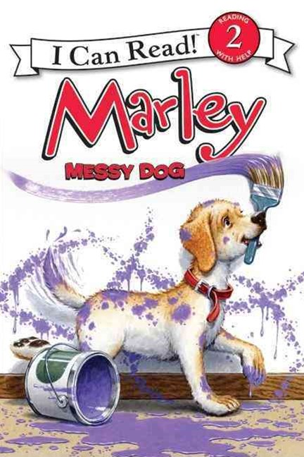 Marley: Messy Dog