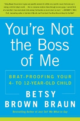 (ebook) You're Not the Boss of Me