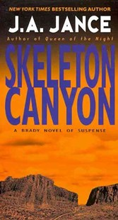Skeleton Canyon by J. A. Jance (9780061998959) - PaperBack - Crime Mystery & Thriller