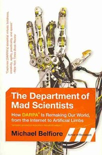 The Department of Mad Scientists by Michael P. Belfiore (9780062000651) - PaperBack - Science & Technology Engineering