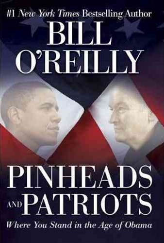 Pinheads and Patriots: Your Place in a Changing America Large Print