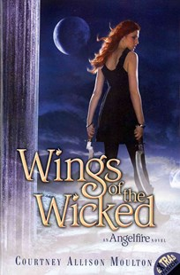 Wings of the Wicked by Courtney Allison Moulton (9780062002389) - PaperBack - Children's Fiction