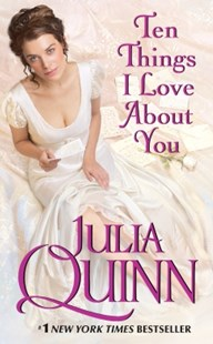 (ebook) Ten Things I Love About You - Romance Historical Romance