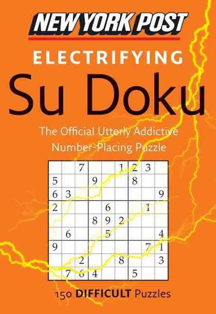 New York Post Electrifying Su Doku
