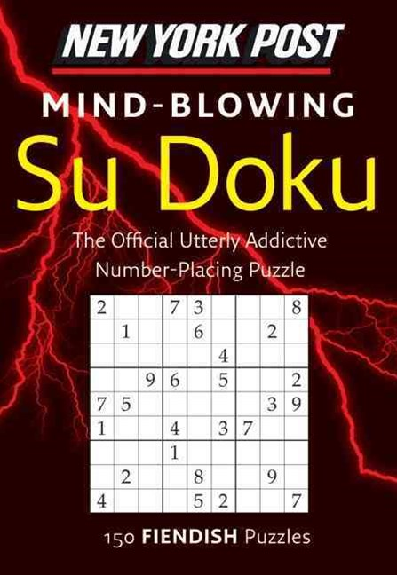 New York Post Mind-Blowing Su Doku
