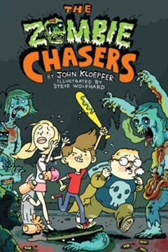 (ebook) The Zombie Chasers