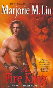 The Fire King by Marjorie M. Liu (9780062019868) - PaperBack - Romance Paranormal Romance