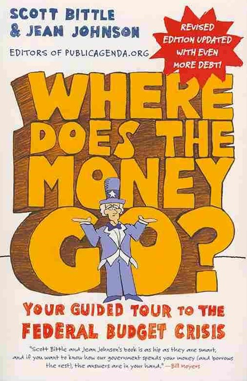 Where Does the Money Go: Your Guided Tour to the Federal Budget Crisis
