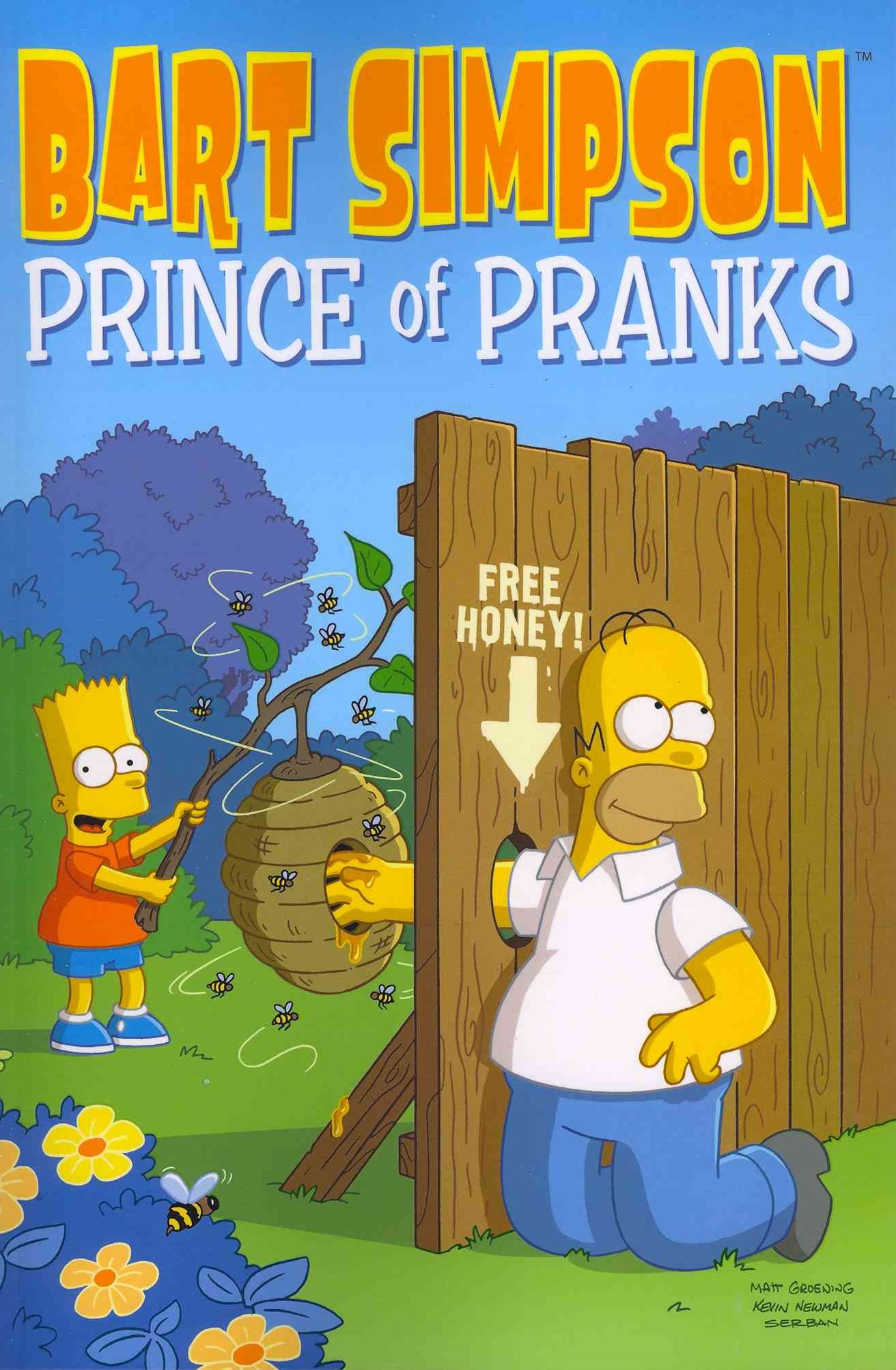 Prince of Pranks
