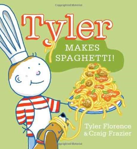 Tyler Makes Spaghetti