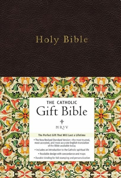 NRSV The Catholic Gift Bible