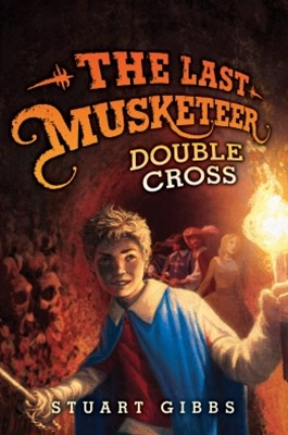 (ebook) The Last Musketeer #3: Double Cross