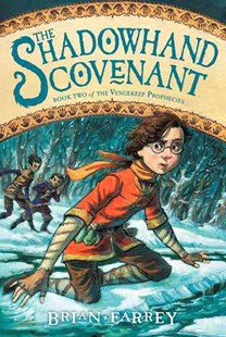 The Shadowhand Covenant by Brian Farrey, Brett Helquist (9780062049322) - PaperBack - Children's Fiction Older Readers (8-10)
