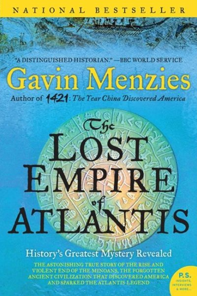 The Lost Empire of Atlantis